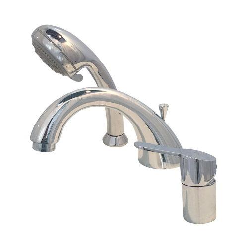 Смеситель на борт ванны TRES BM 139145