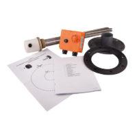 Комплект Tesy ТЭН 1″ 1/2+ фланец 1″ 1/2 + термостат, для водонагревателя
