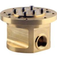 Скрытая часть термостатического смесителя для ванны Gessi Goccia 24997-031