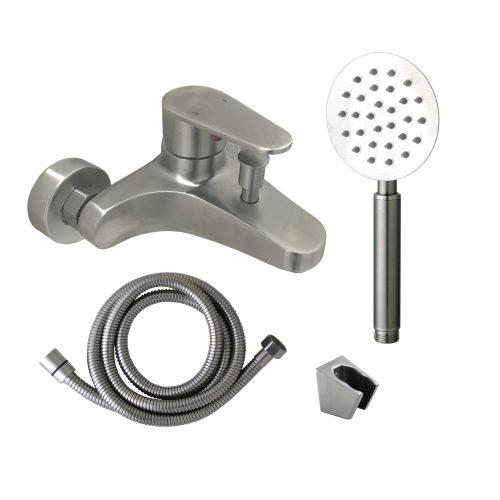 Смеситель для ванны Globus Lux SHM-102-M