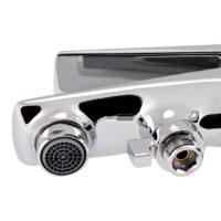 Смеситель для ванны Qtap Vlasta 3028102GC SD00042234
