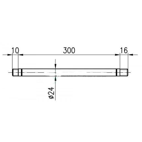 Кронштейн KFA Armatura 835-055-00