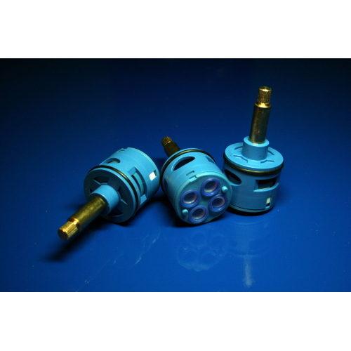 Картридж дивертор в смеситель для душевой кабины на четыре ( 4 ) положения ОПТОМ 55 мм DD153