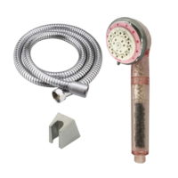 Смеситель для ванны CRISTAL Fitnes GI-102 SFH-01