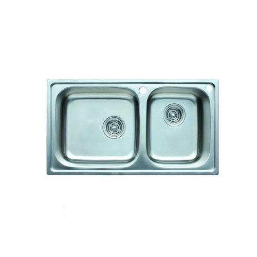 Кухонная мойка Cristal MODENA UA3101ZS Decor