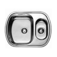 Кухонная мойка Cristal OLIVIA DUO UA7703ZS Decor