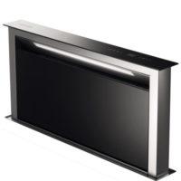 Вытяжка встраиваемая Apell Cappe CDD90VXE 802х646×120 черное стекло 24039APELL