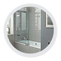 Зеркало с антизапотеванием 600*600 QT Mideya LED DC-F807 28560Q-TAP