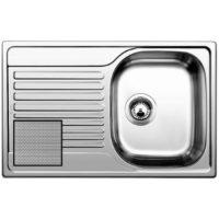Кухонная мойка Blanco Tipo 45 S Compact декор 513675