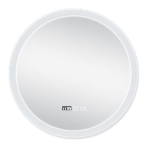 Зеркало с антизапотеванием 600*600 Qtap Mideya LED DC-F807 28560Qtap (Чехия)