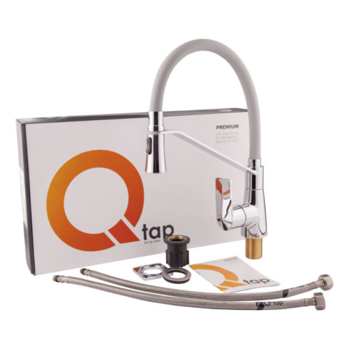Смеситель для кухни Qtap Estet CRG 007F 29216Qtap (Чехия)