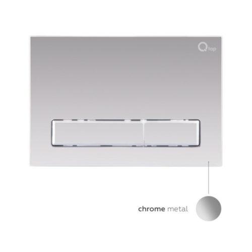 Инсталляция Qtap Nest M425-M08CRM + клавиша Chrome 29328Qtap (Чехия)