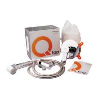Смеситель встроенный для биде Qtap Form CRM 001AB 29463Qtap (Чехия)