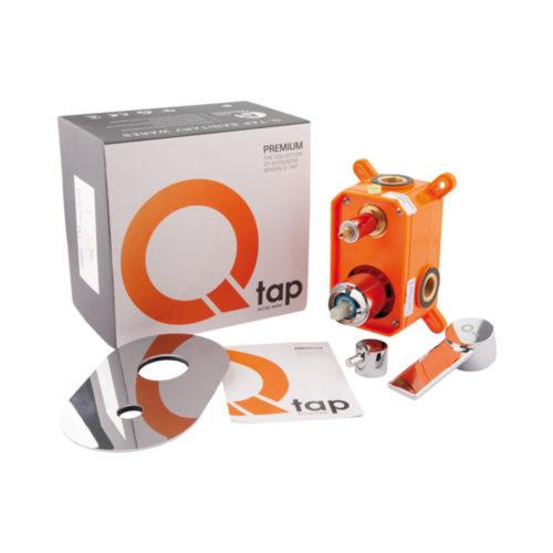 Смеситель встроенный для душа Qtap Form CRM 010-22 29464Qtap (Чехия)