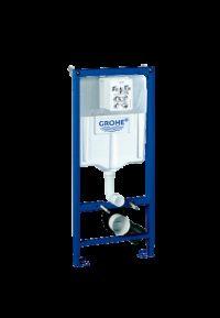 Grohe 38536001GROHE RAPID SL 2в1 инсталляционная система для унитаза
