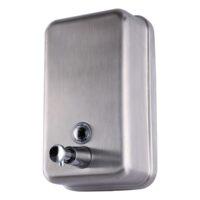 Дозатор жидкого мыла HOTEC 13.111 Stainless Steel