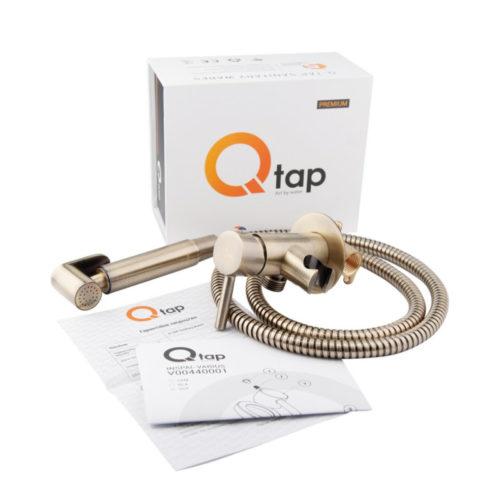Набор для гигиенического душа Qtap Inspai-Varius VOT V00440001 29625Qtap (Чехия)