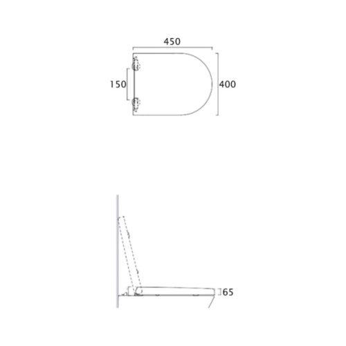 Унитаз+сидение+бачок+слив.механизм Azzurra (Комплект) Charme CHA100B1/MBP 30651AZZURRA