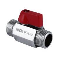 Кран «МИНИ» ШШ 1/2″ (NF.430) NOLF (NF2970)