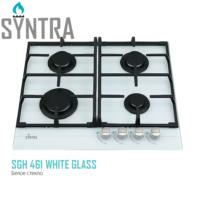 Газовая панель SGH 461 White Glass Fabiano 7111.406.0559