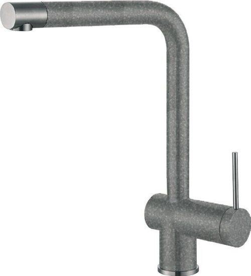 Кухонный смеситель FKM 55 SS Titanium Fabiano 8232.401.0799