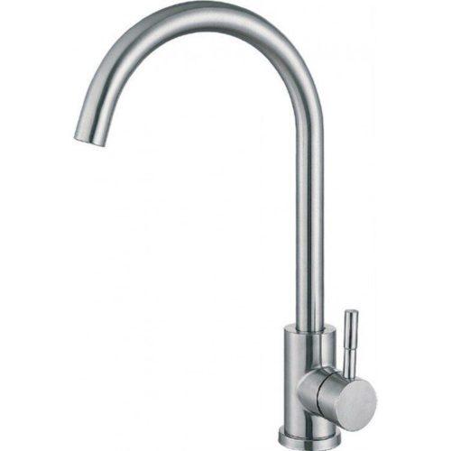 Кухонный смеситель SKF 850 ST Inox Fabiano 8232.401.0746