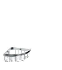 Hansgrohe 41710000 LOGIS корзина угловая, настенная, хром