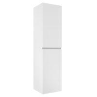 Volle 15-600-55 FIESTA пенал 139*35*35см, подвесной, белый
