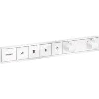 RAINSELECT термостат для 4 потребителей, скрытого монтажа, цвет покрытия белый матовый