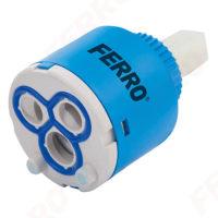 GW2 FERRO Керамическая головка для смесителя однорычажного 40 мм — низкая