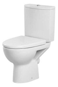 Компакт 518 PARVA NEW CLEAN ON 011 3/5 с сиденьем дюропласт лифт Cersanit