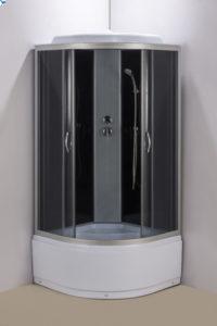 Душевой бокс Black AquaStream GLS 100