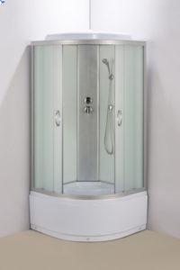Душевой бокс White AquaStream GLS 80