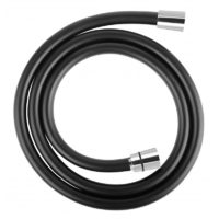 Душевой шланг L-150 cм FERRO SHOWER HOSE BLACK W43