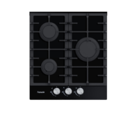 Газовая панель Fabiano FHG 4530 GH Black Glass (8111.406.0840)