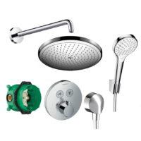 Душевая система Hansgrohe Shower Select (1212019)