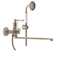 Смеситель для ванны Бронзовый 006 Premium Vintage Mixxus MI2864