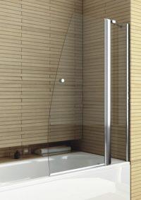 Шторка на ванну Aquaform Deli (170-06975P)