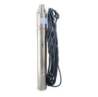Насос скважинный шнековый VOLKS pumpe 3 QGD 2-103-0.75кВт 3 дюйма! + кабель 15м