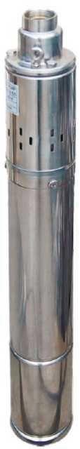 Насос скважинный шнековый VOLKS pumpe 3,5 QGD 1-60-0.5кВт 3.5 дюйма! + кабель 15м