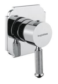 Смеситель для душа встраиваемый (хром, стандартная ручка) Athena Bugnatese ATHCR8530