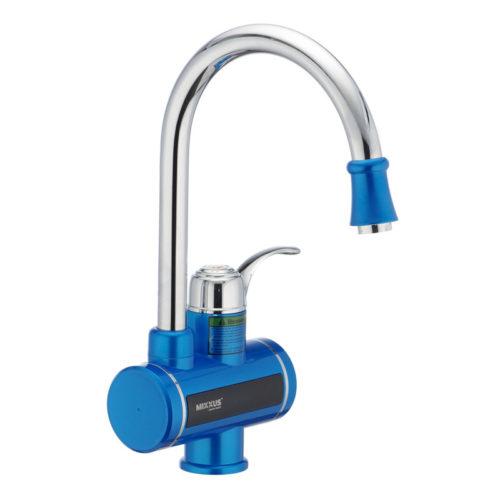 Проточный водонагреватель с индикатором температуры Electra 240-E Blue Mixxus MI2747