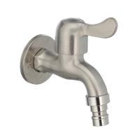 Кран для холодной воды из нержавеющей стали 1/2 BIB-02 Mixxus SS0051