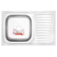 Мойка кухонная Micro Decor Z8050L-08-180MD Zerix ZS0596