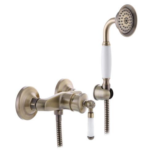 Смеситель для душа Бронзовый Premium Vintage 003 Mixxus MI2863