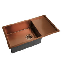 Мойка MX7844-200×1.2-PVD-Bronze Mixxus MX0562
