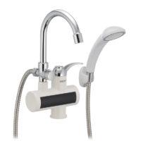 Проточный водонагреватель с индикатором температуры ELW22-E Zerix ZX3079