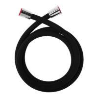 Шланг силиконовый 150 см Black F12 Zerix ZX2998