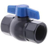 Кран шаровый PV-110 1-1/4″ ГГБ Plamix PM0590