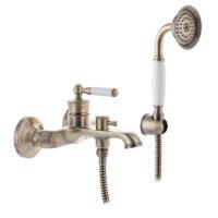 Смеситель для ванны Бронзовый 009 Premium Vintage Mixxus MI2862
